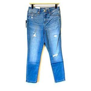 Universal Thread Skinny high-rise jeans | 6 short